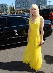 Anna Faris - 65th Primetime Emmy Awards 9/22/13