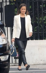 Pippa Middleton - out in London 9/24/13