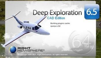 Right Hemisphere Deep Exploration CAD Edition v6.3.5 Incl Crack x64