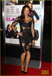 Paula Patton - 'Baggage Claim' Premiere in LA 9/25/13