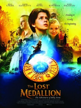 ��������� �������� / The Lost Medallion: The Adventures of Billy Stone (2013)