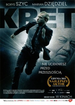 Przód ulotki filmu 'Kret'