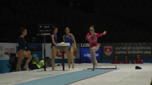 McKayla Maroney - 2013 World Championships Podium Training in Belgium - Video, Pics and Gif!