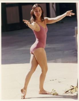 Kathleen Quinlan: Sexy In Leotard Circa 1976: HQ x 1