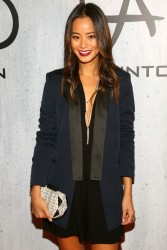 Jamie Chung - TAO Downtown Grand Opening in NYC 9/28/13