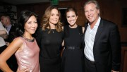 Tina Fey (& others) @ Hollywood Reporter Emmy Nominees Party 2013-09-19