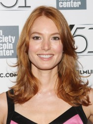 Alicia Witt - 'About Time' premiere at the 51st New York Film Festival 10/1/13
