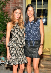 Katie Cassidy - Rebecca Minkoff Holiday Collection Luncheon in NYC 10/2/13