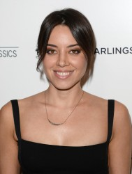 "Aubrey Plaza - ""Kill Your Darlings"" Premiere in Beverly Hills 10/3/13"