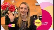 Saoirse Ronan - Daybreak 2nd October 2013 576p
