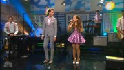 Ariana Grande sings Popular with Mika - Jay Leno 1st October 2013 720p