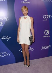 Charlize Theron - Variety's Power of Women Event in Beverly Hills 10/4/13
