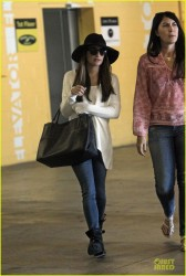 Lea Michele - Out in LA 10/5/13