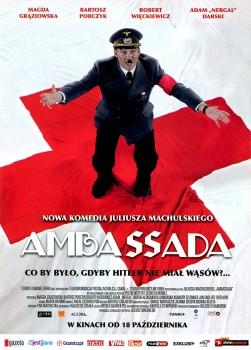 Przód ulotki filmu 'AmbaSSada'