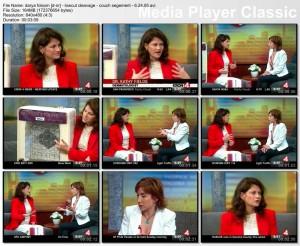 DARYA FOLSOM - kron4 newsbabe - 6.24.2005