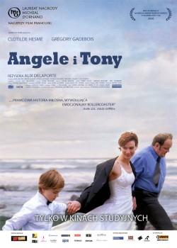 Przód ulotki filmu 'Angele i Tony'