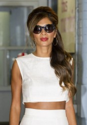 Nicole Scherzinger - leaving ITV Studios in London 10/9/13