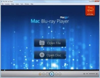 Mac Blu-ray Player for Windows 2.8.10.1365