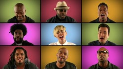 Miley Cyrus - 'We Can't Stop' A Cappella