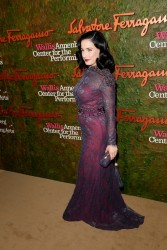 Dita Von Teese - Wallis Annenberg Center for the Performing Arts Inaugural Gala in Beverly Hills 10/17/13