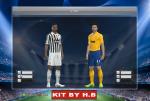 download Juventus Kit By H.B for pes 2014