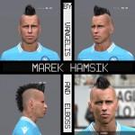download pes 2014 Marek Hamšík Face by Vangelis & ElBoss
