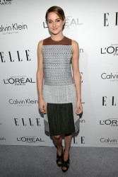 Shailene Woodley - ELLE's 20th Annual Women In Hollywood Celebration 10/21/13