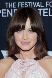 Alexis Bledel - 'Us And Them' series screening in NYC 10/22/13