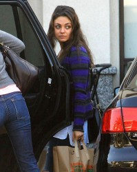 Mila Kunis - Out in LA 10/23/13