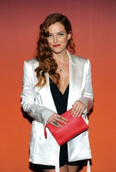 Riley Keough - 2013 Whitney Gala And Studio Party in NYC 10/23/13