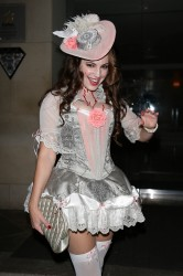 Kelly Brook - Casamigos Halloween Party in Beverly Hills 10/25/13