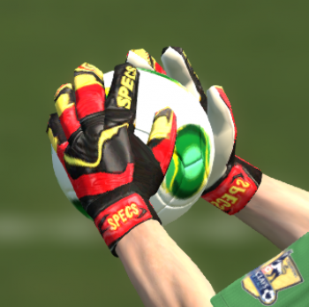 download Specs GK Gloves From Indonesia PES2014 by Nugrahaji
