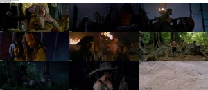 Download Pirates of the Caribbean: On Stranger Tides (2011) BluRay 720p 900MB Ganool
