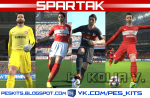 pes14 download Spartak Moscow 2014 Gdb by Kolia V.