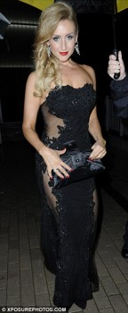 Catherine Tyldesley - Christie Charity Ball at Old Trafford Cricket Ground in Manchester