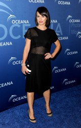 Constance Zimmer - Oceana Partners Awards Gala in Beverly Hills 10/30/13