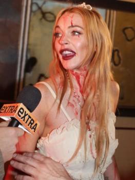 Lindsay Lohan Foxwoods Casino