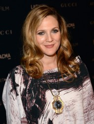 Drew Barrymore - LACMA 2013 Art + Film Gala 11/2/13
