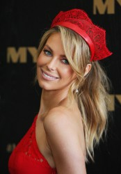 Jennifer Hawkins - Melbourne Cup Day in Melbourne 11/5/13