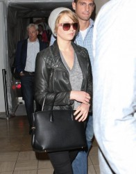 Jennifer Lawrence - At LAX Airport 11/4/13
