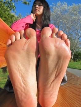 Sexy Asian Feet 2