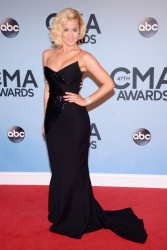 Kellie Pickler - CMA Awards in Nashville 11/6/13