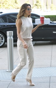 be271e287255442 Eva Longoria – out and about candids in Century City