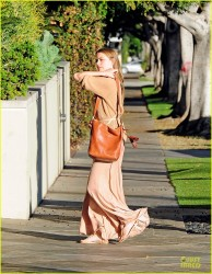 Amber Heard - Out in Beverly Hills 11/5/13