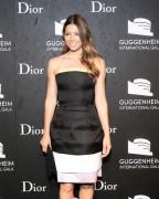 Jessica Biel - 2013 Guggenheim International Gala in NY