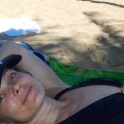 Dina Meyer - Twitter pics (bra/bikini) 15xLQ