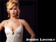 Jennifer Lawrence : One Sexy Wallpaper