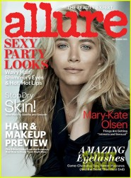 Mary-Kate & Ashley Olsen - Allure Magazine December 2013
