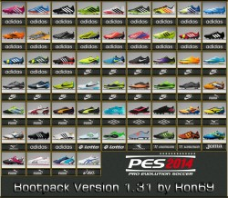 PES 2014 Bootpack Version 1.3.1 by Ron69