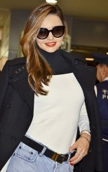 Miranda Kerr - at Narita International Airport in Japan 11/12/13